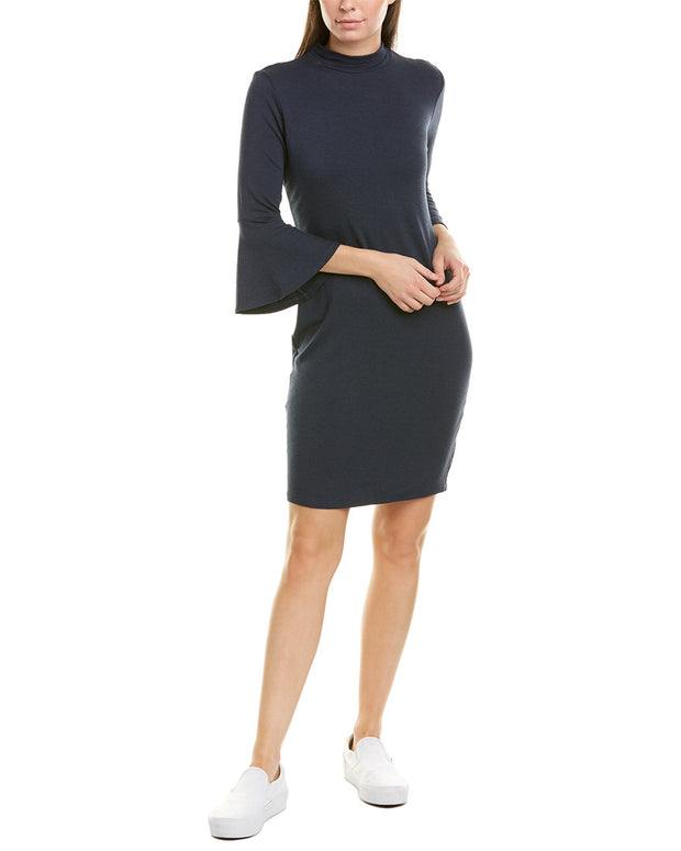 Michael Stars Bell Sleeve Sheath Dress