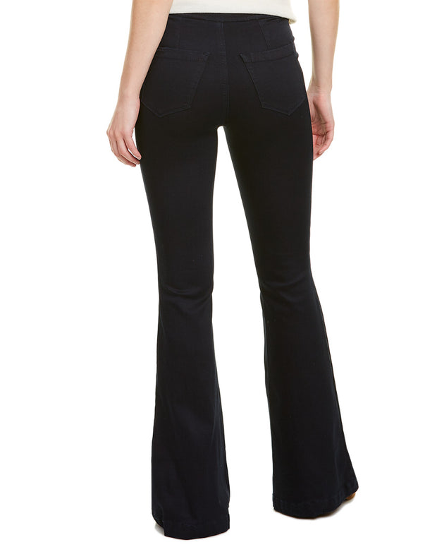 Blank Nyc Pull-On Belle Yager Bomb High-Rise Flare Leg