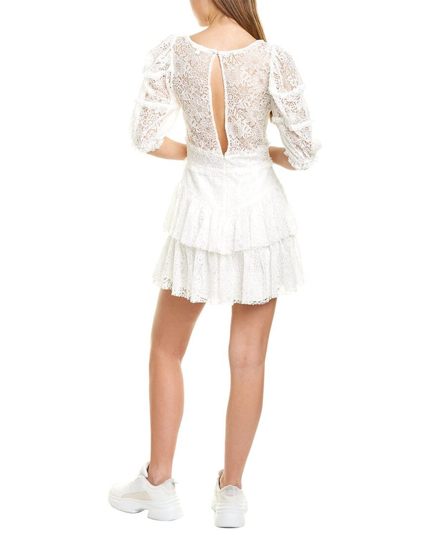 For Love & Lemons Jelena Mini Dress