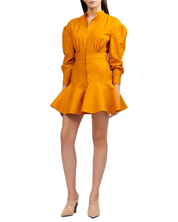 Acler Lewis Mini Shirtdress