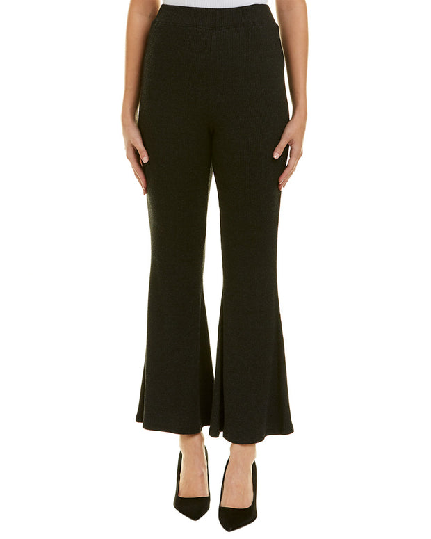 Rachel Pally Ribbed Bell Bottom Pant