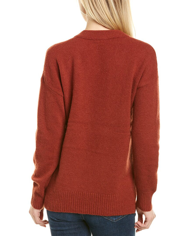 Madewell Bartlett Wool-Blend Sweater