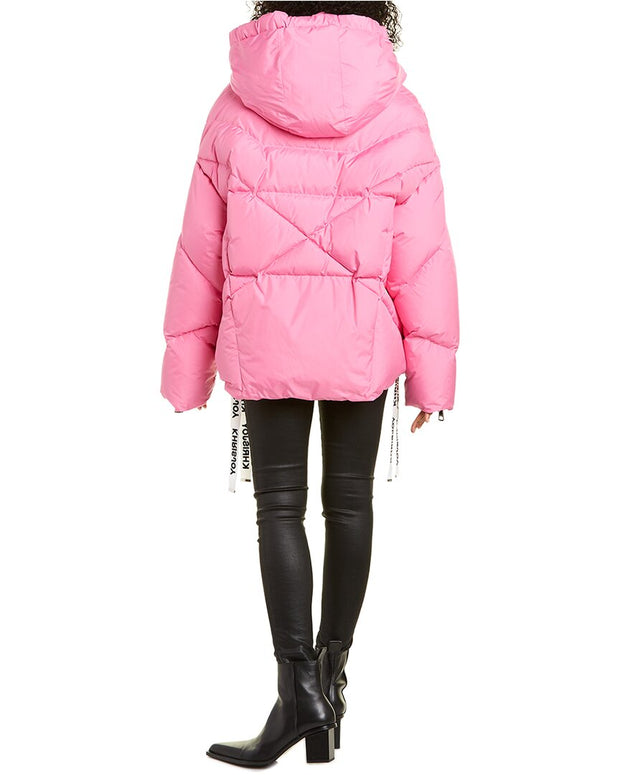 Khrisjoy Khris Iconic Puffer Down Jacket