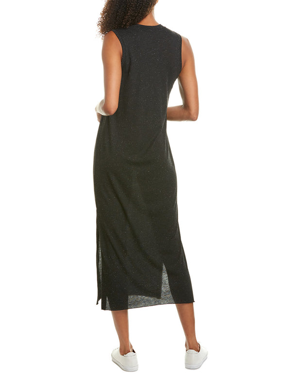 Atm Anthony Thomas Melillo Pocket Maxi Dress