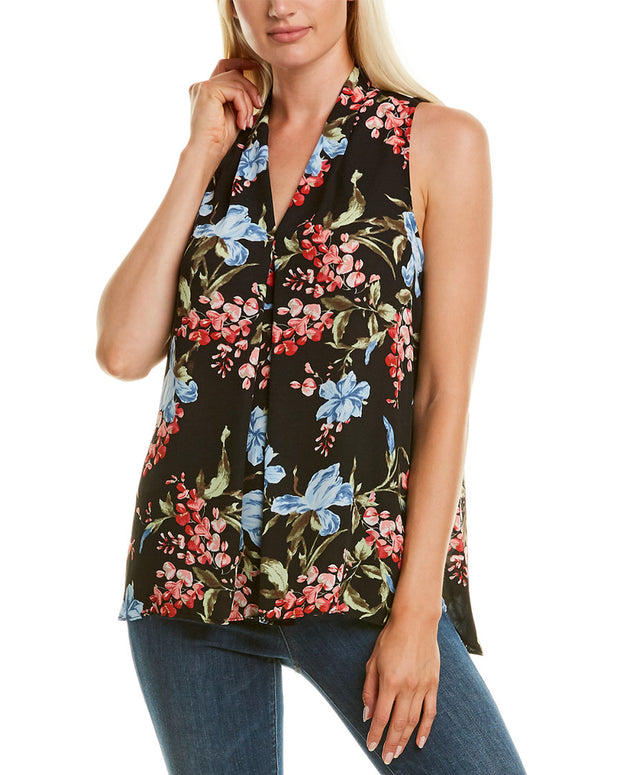 Vince Camuto Wildflower Floral Blouse