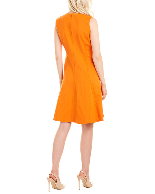 Lafayette 148 New York Rochelle A-Line Dress
