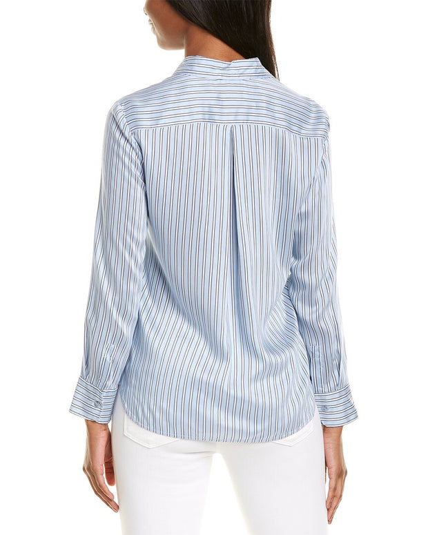 Max Mara Carena Silk-Blend Shirt