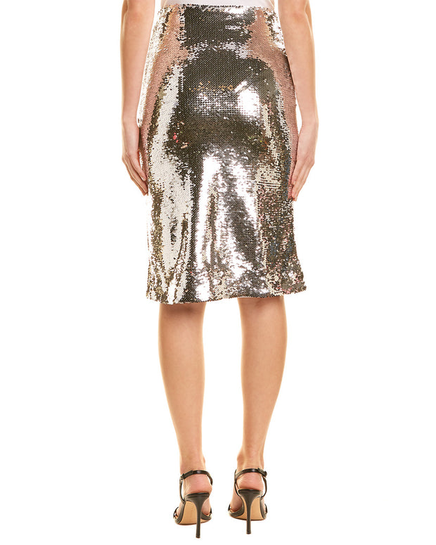 Ganni Sequin Skirt