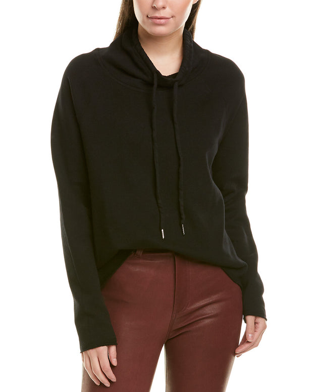 Michael Stars Funnel Neck Swing Pullover