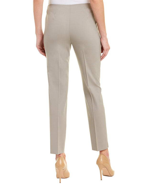 Lafayette 148 New York Chrystie Wool-Blend Pant