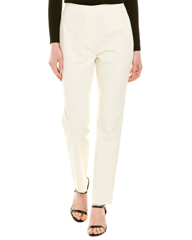 Milly High-Waist Skinny Pant