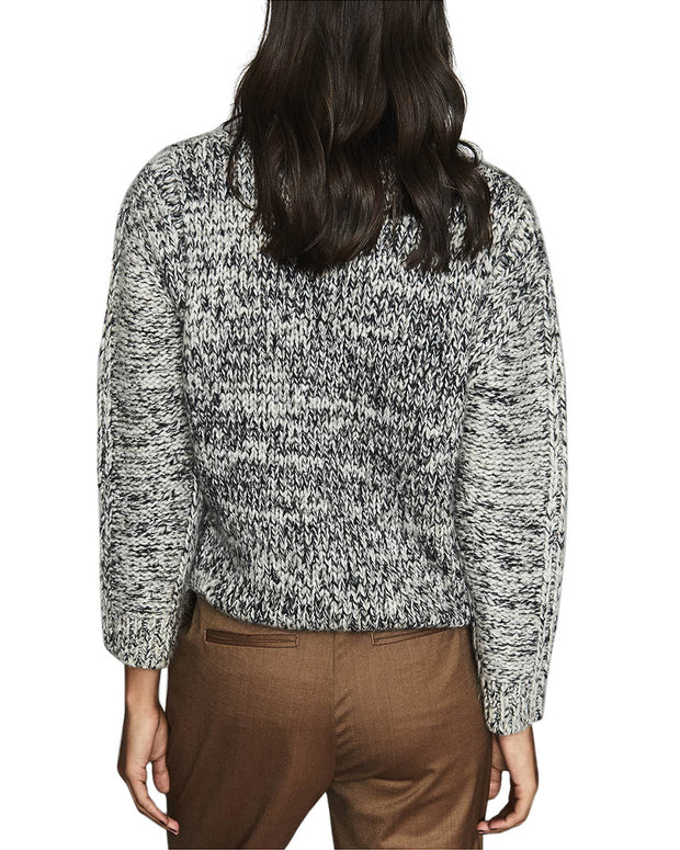 Reiss Flo Wool-Blend Sweater