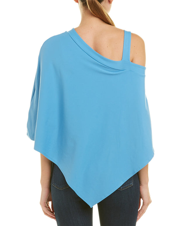 Susana Monaco Off-The-Shoulder Cape Top