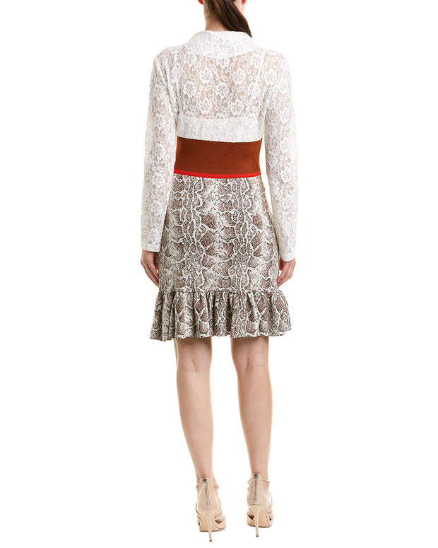 Chloe Lace Sweaterdress