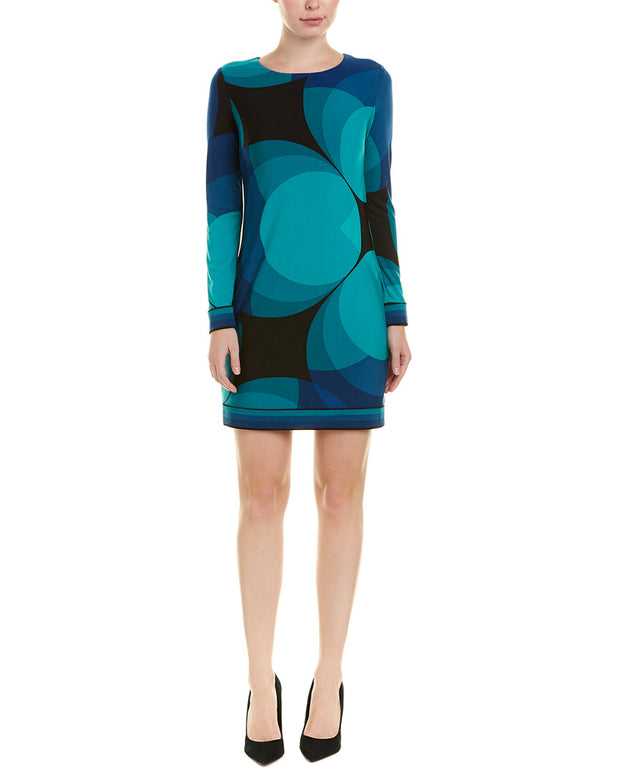 Trina Turk Camellia Shift Dress
