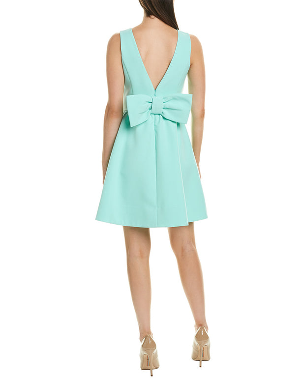 Sail To Sable A-Line Dress