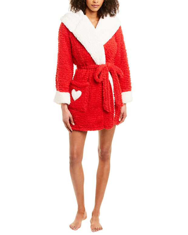 Betsey Johnson Lambi Robe