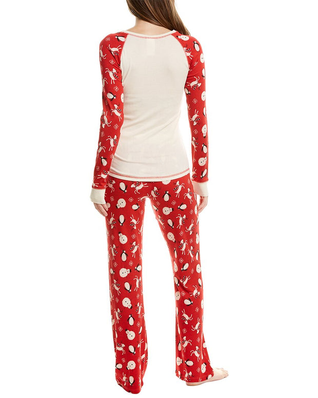 Munki Munki 2Pc Pajama Pant Set