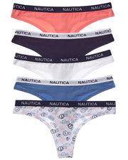 Nautica Set Of 5 Panauticay Thong