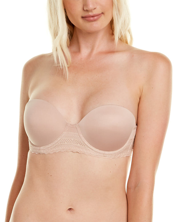 Nicole Miller Convertible Push-Up Bra