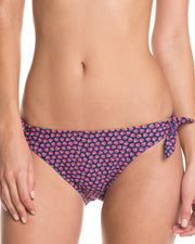 Shoshanna Scattered Hearts Print Brief Bottom