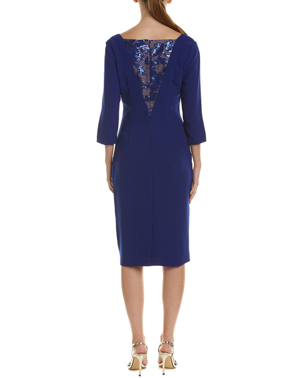 Rene Ruiz Collection Sheath Dress
