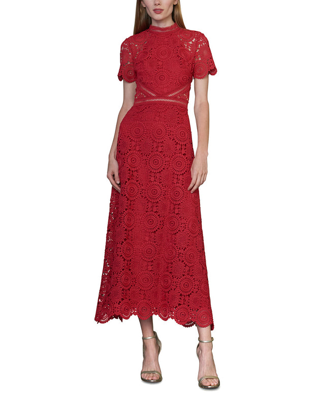 Ml Monique Lhuillier Midi Dress