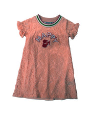 Kensie Girl Sporty Lace Dress