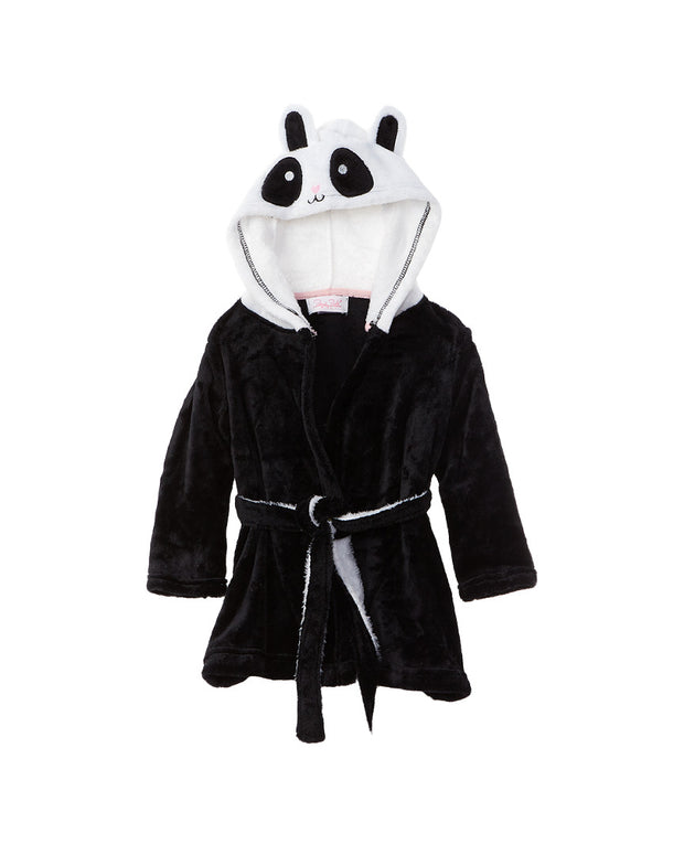 Rene Rofe Fun Faces Hooded Robe