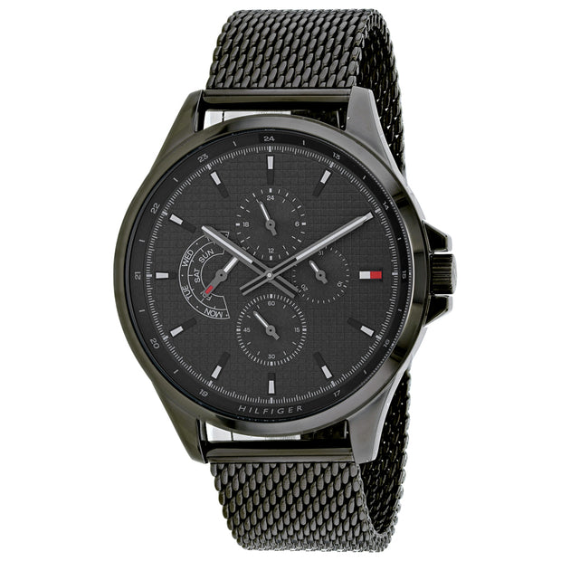 Tommy Hilfiger Men's Shawn Grey Dial Watch - 1791613