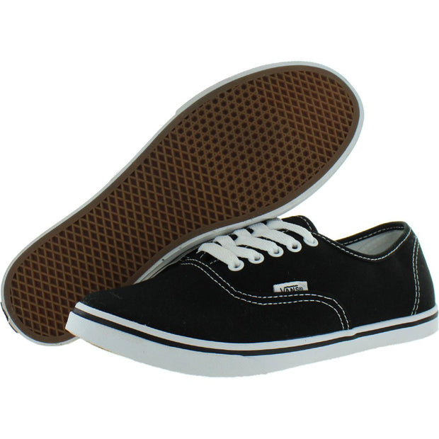 Authentic Lo Pro Womens Logo Low Top Skateboarding Shoes