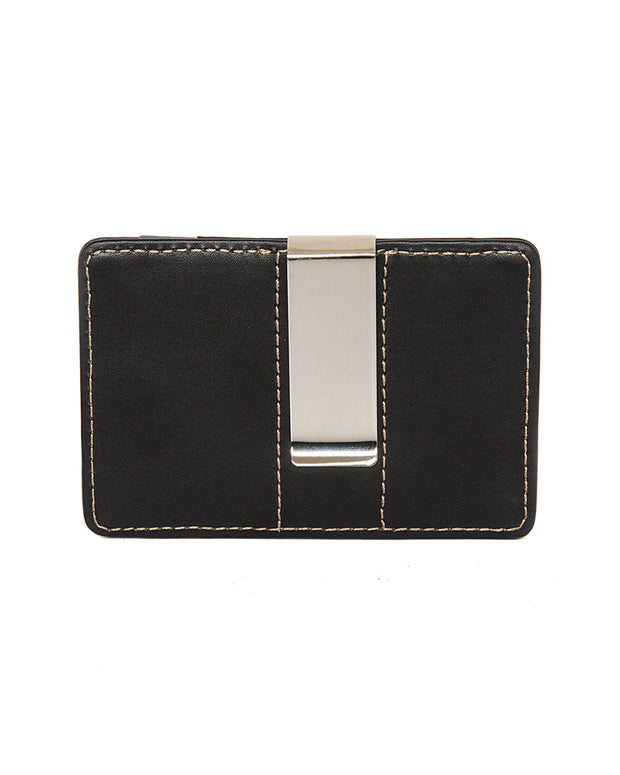 Brouk & Co The Slim Classic Mans Money Clip Wallet