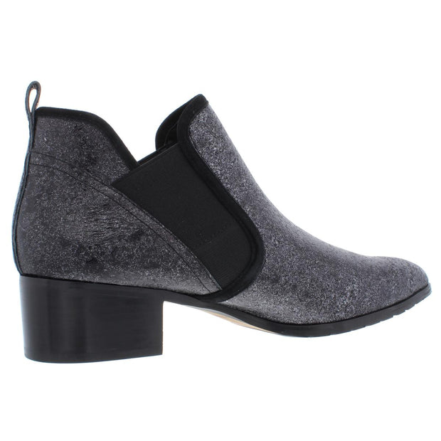 Darla Womens Block Heel Pointed Toe Booties