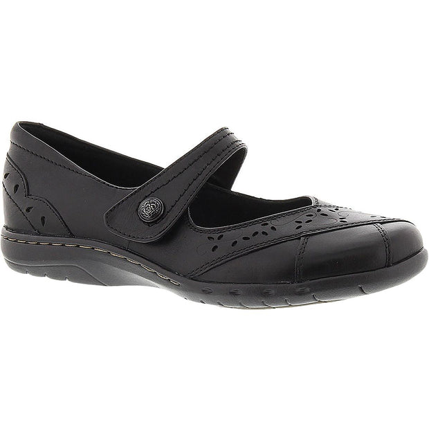 Petra Womens Leather Comfort Mary Janes