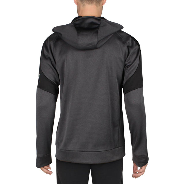 Evostripe Mens Fitness Workout Hoodie