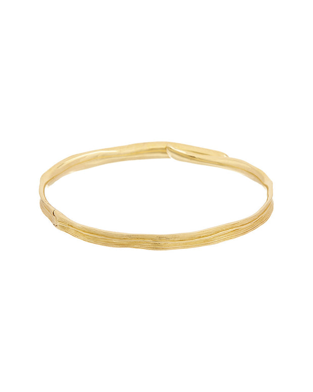 Michael Aram Palm 18K Bangle
