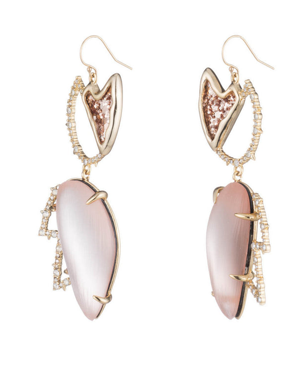 Alexis Bittar Lucite Earrings