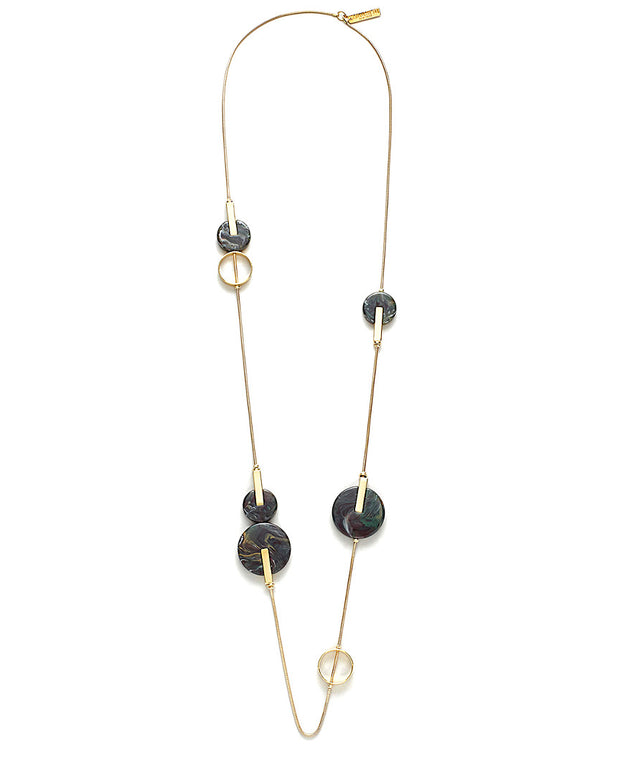 Lafayette 148 New York Halo Long 45In Necklace