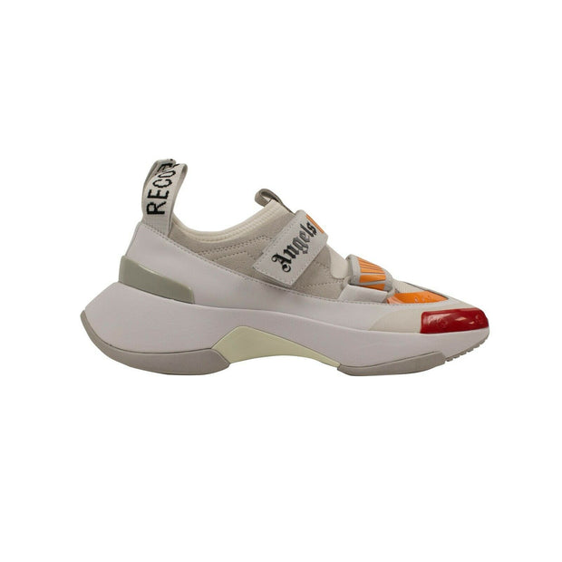 "PALM ANGELS White ""Recovery"" Chunky Sole Sneakers"