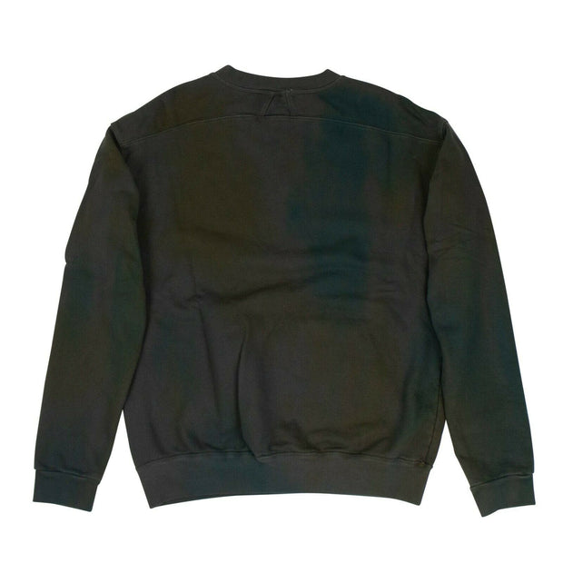 RHUDE Green Camo Crew Neck Sweatshirt