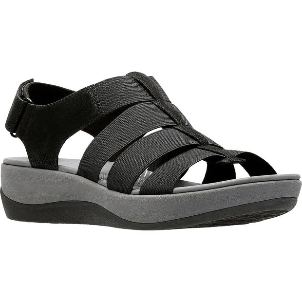 Arla Shaylie Womens Casual Comfort Strappy Sandals