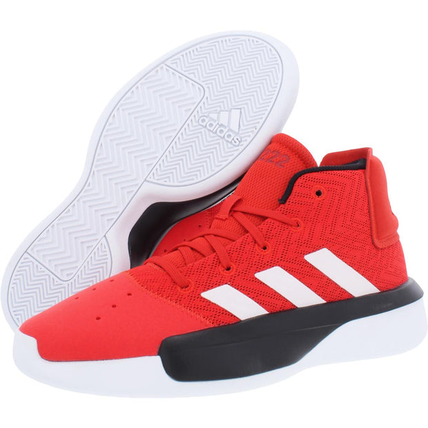 Pro Adversary 2019 Boys Youth Active Basketball Shoes