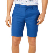 Alfani Mens Comfort Waist Water Repellent Dress Shorts