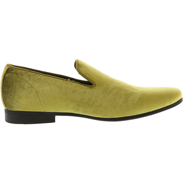 Steve Madden Men's Laight Velvet Slip-On Shoes