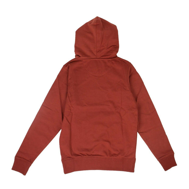 SATURDAYS NYC Brick Red Ditch Poppy Hoodie Sweatshirt