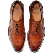 Kneeland Wingtip Mens Leather Brogue Oxfords