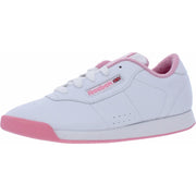 Princess Girls Faux Leather Lifestyle Sneakers