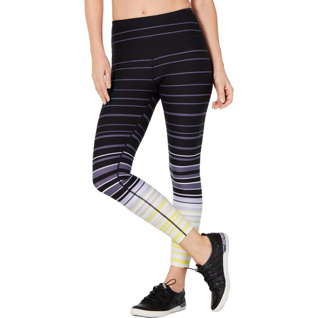 Calvin Klein Performance Womens High Rise Fitness Athletic Leggings