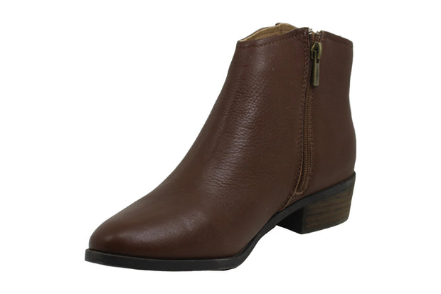 American Rag Womens jolene Leather Almond Toe Ankle Fashion Boots