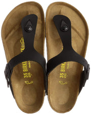 Birkenstock Womens Gizeh Open Toe Casual T-Strap Sandals
